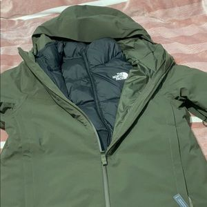 The North Face Women's Mountain  Triclimate Jacket